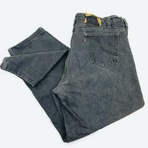 Vintage Levis 550 Men Size 42x29 Relaxed Tapered